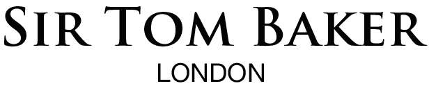 c6af3c8a0 Sir Tom Baker Logo Sir Tom Baker Logo